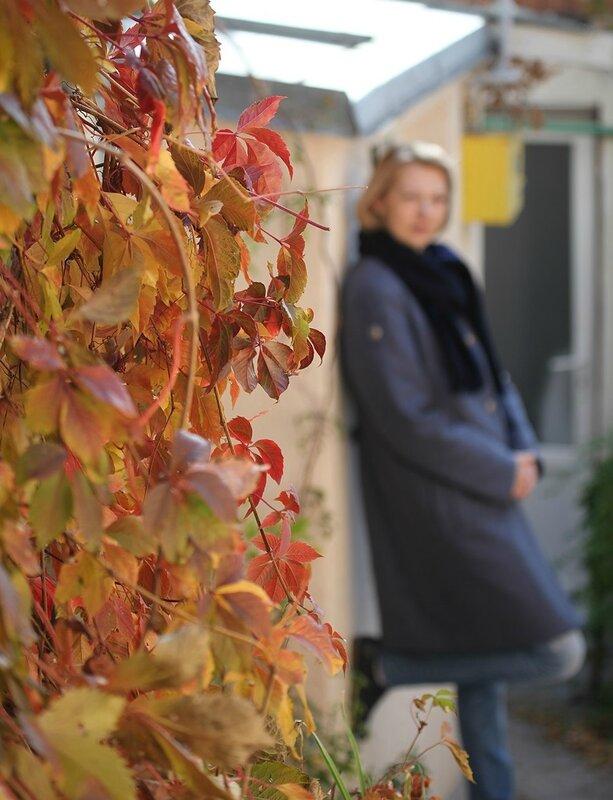 Осень в Ялте