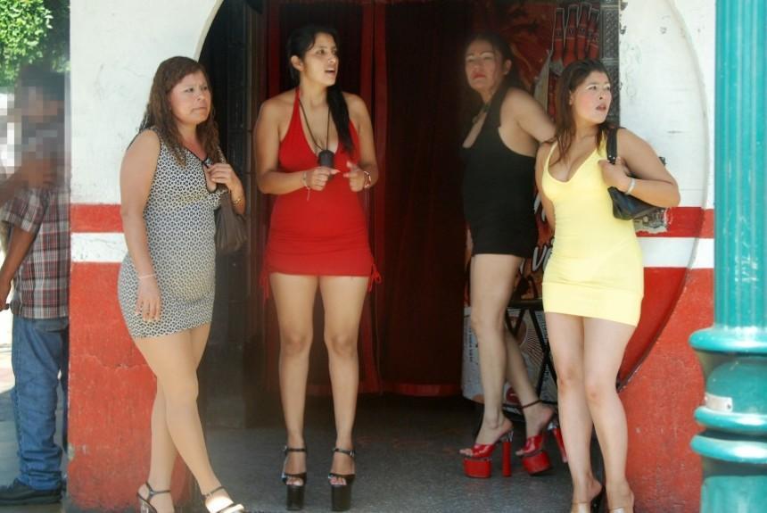 8. Тихуана (Мексика) Реализовать все свои самые смелые секс-фантазии в реальность можно в Тихуане. З