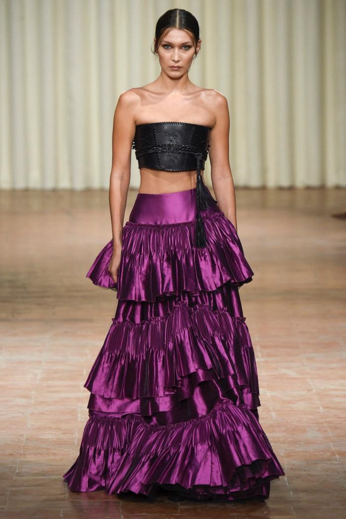Неделя моды в Милане: Alberta Ferretti весна 2017