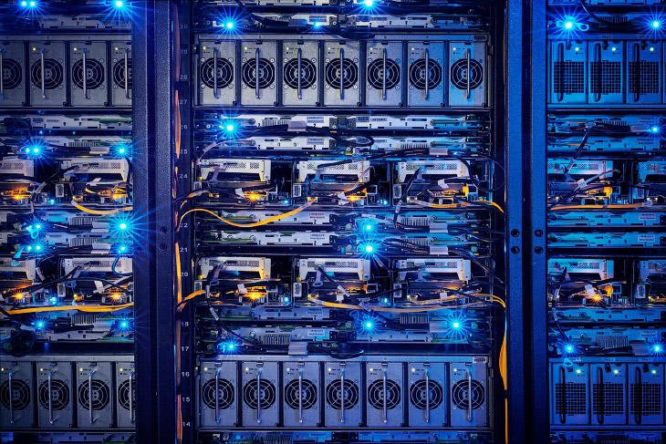 «Нет более эффективного дата-центра в мире.»  — Джей Парк, главный конструктор дата-це