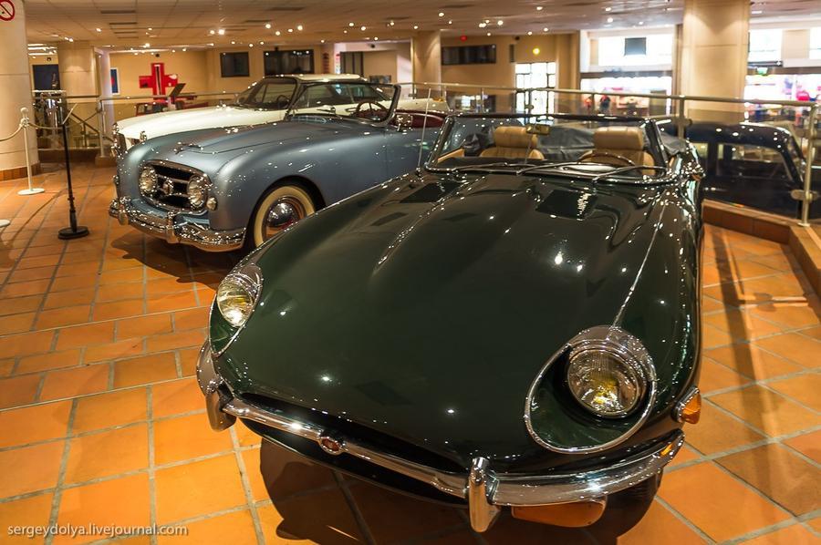 38. Jaguar 1969 года похож на сома.