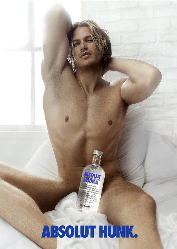 3. Водка Absolut (реклама создавалась для сериала «Секс в большом городе»).