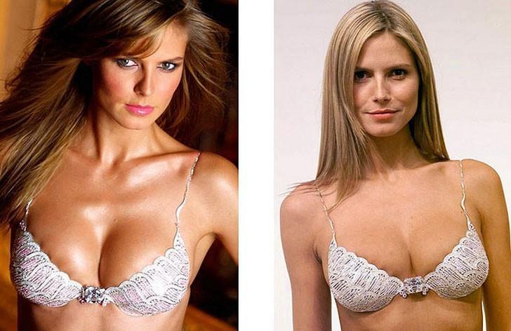 3. Бюстгальтер Heavenly Star за 12,5 млн долларов В 2003 году Хайди Клум продемонстрировала красивый