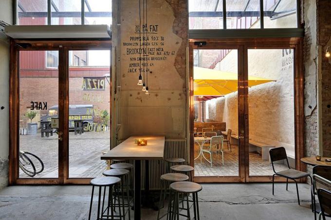 Kafe Magasinet в Гётеборге