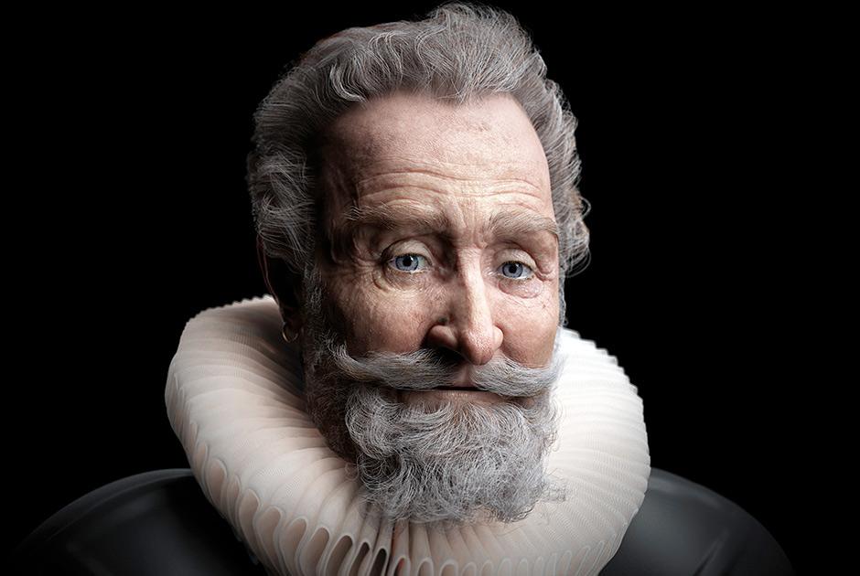 9. Возможно, так выглядел Генрих IV — король Франции, лидер гугенотов, убитый фанатиком-католиком в