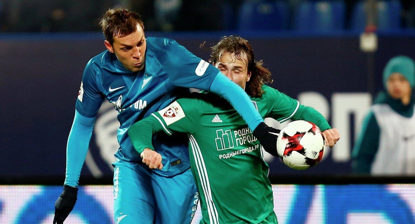 Дьяков заявил, что полузащитник «Зенита» Витсель «нагонял понты» вовремя матчаЧР
