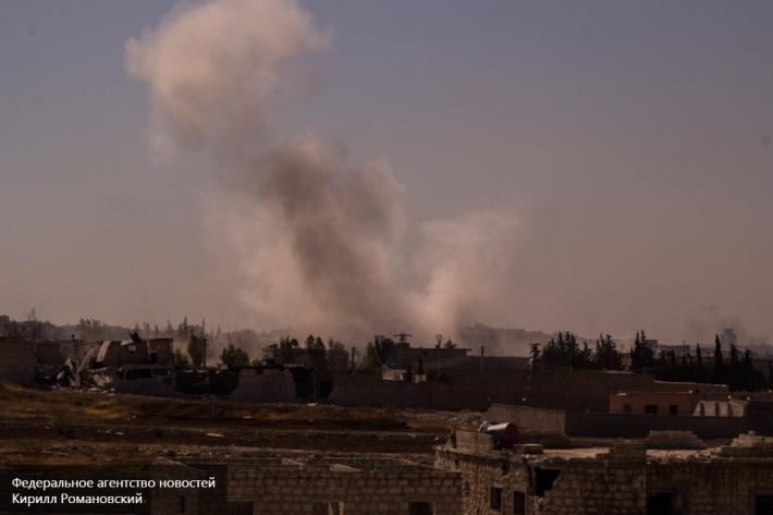 ГенштабРФ: Атаки боевиков отбиты навостоке Алеппо