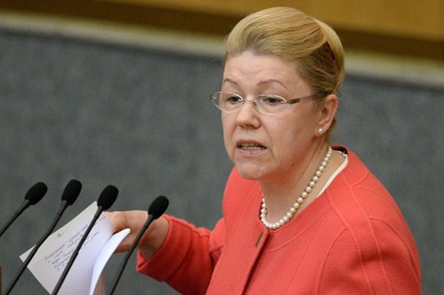 Депутаты от«Единой России» могут предложить несажать за«шлепки»