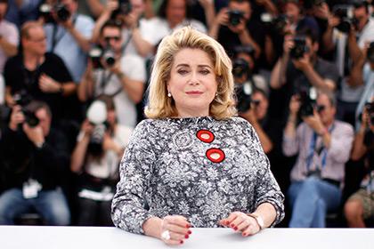 Сегодня Катрин Денев встретится в столицеРФ сроссийскими почитателями