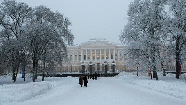 Проект реконструкции дворов Михайловского дворца отправили надоработку