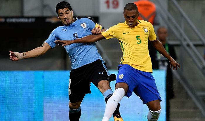 Фернандиньо будет командиром сборной Бразилии вматче против Перу