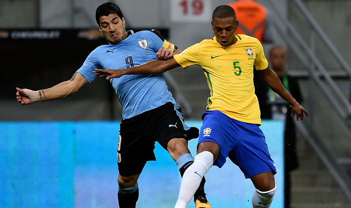 Сборная Бразилии одержала шестую победу подряд вквалификацииЧМ