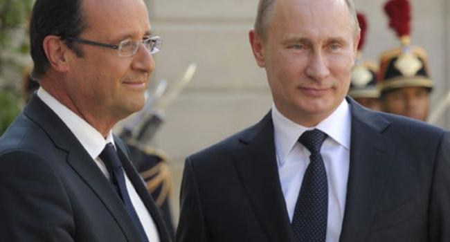 Трампу следует придерживаться Парижского соглашения поклимату— Олланд