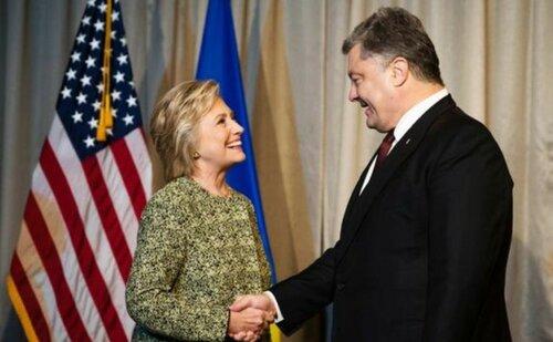Селючьё хунты промахнулось с Клинтон. Теперь держитесь