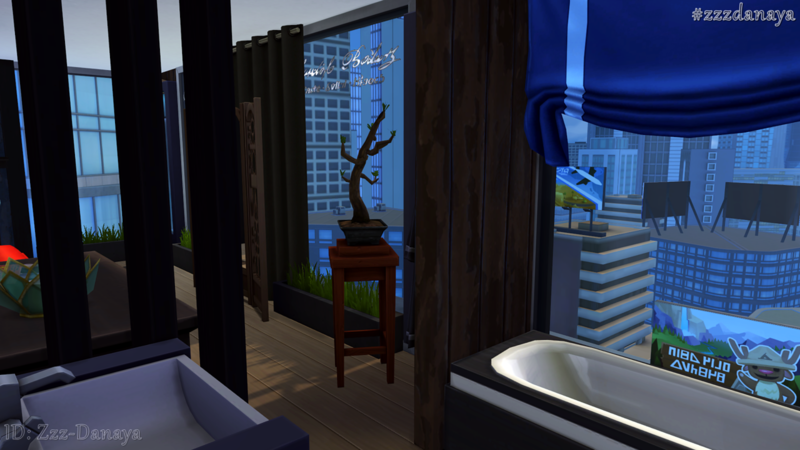 Apartment Zen-View, 702 by Zzz-Danaya