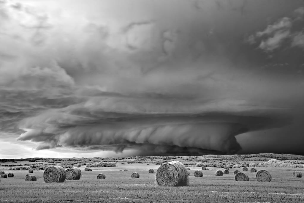 Strata Storm and Bales, 2015