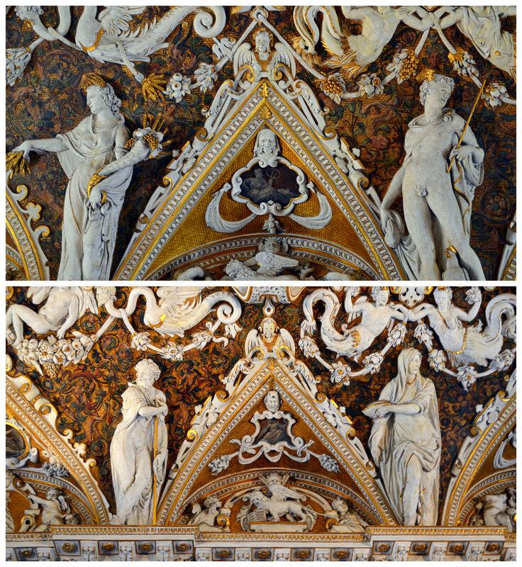 декор дворца Дожей