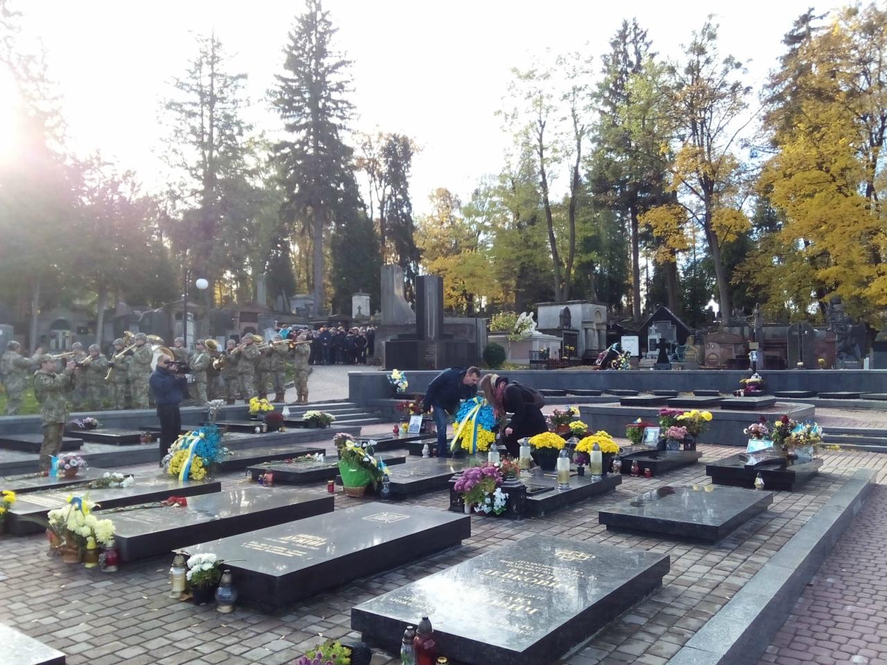 лычаковское_кладбище
