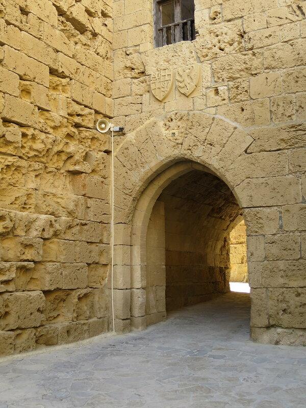 Кирения. Арка входа (7)