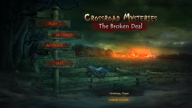 Crossroad Mysteries: The Broken Deal