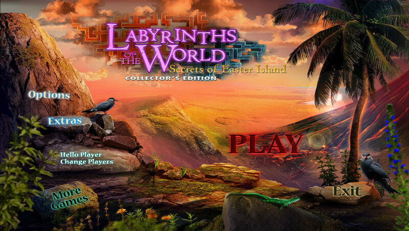 Labyrinths of the World: Secrets of Easter Island CE