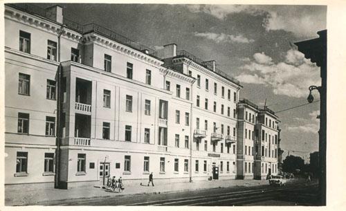 Арх гор библ им Ломоносова 1961 тираж 1500 8 коп 500.jpg