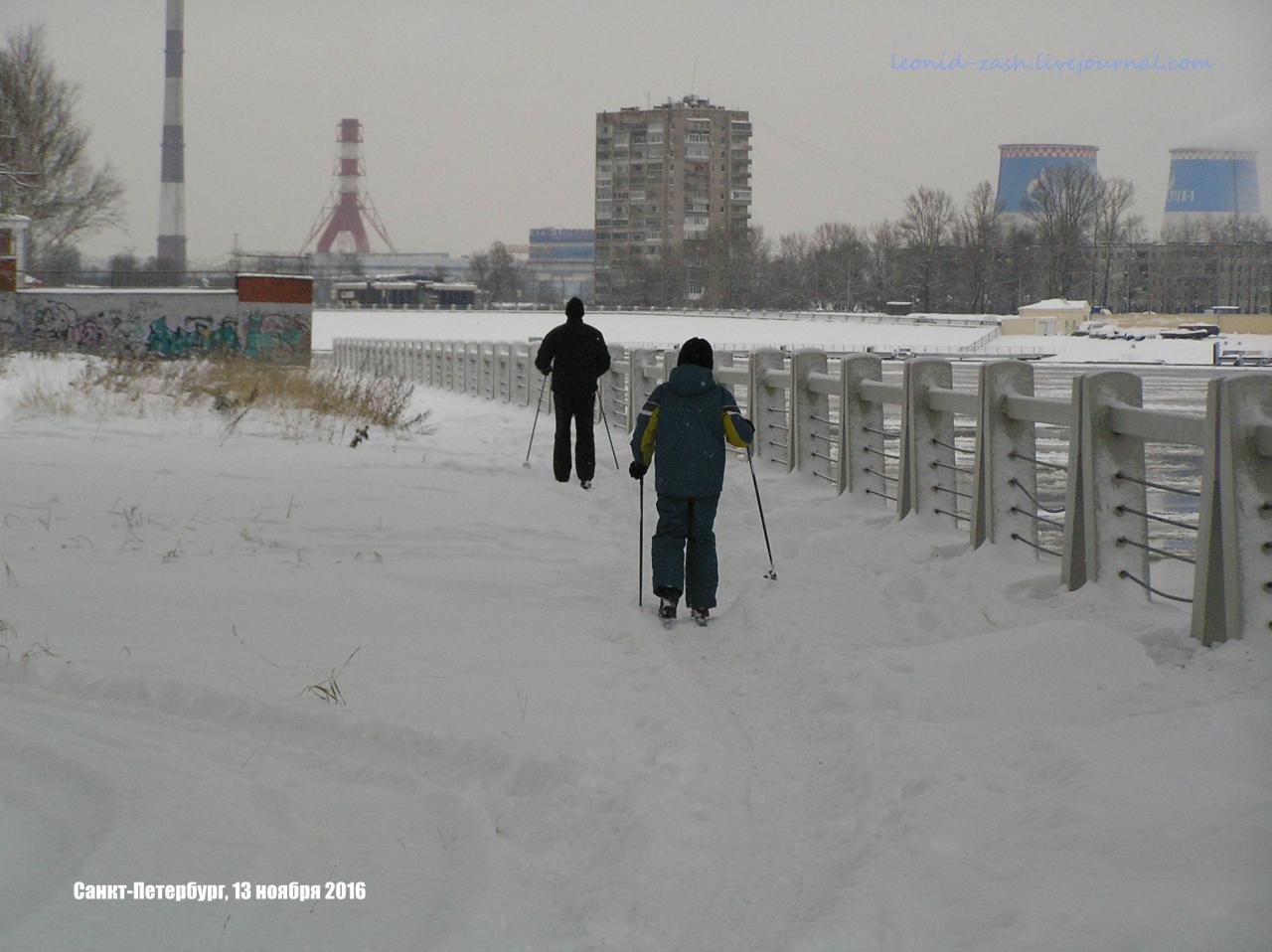 Петербург Нева ноябрь 64.JPG