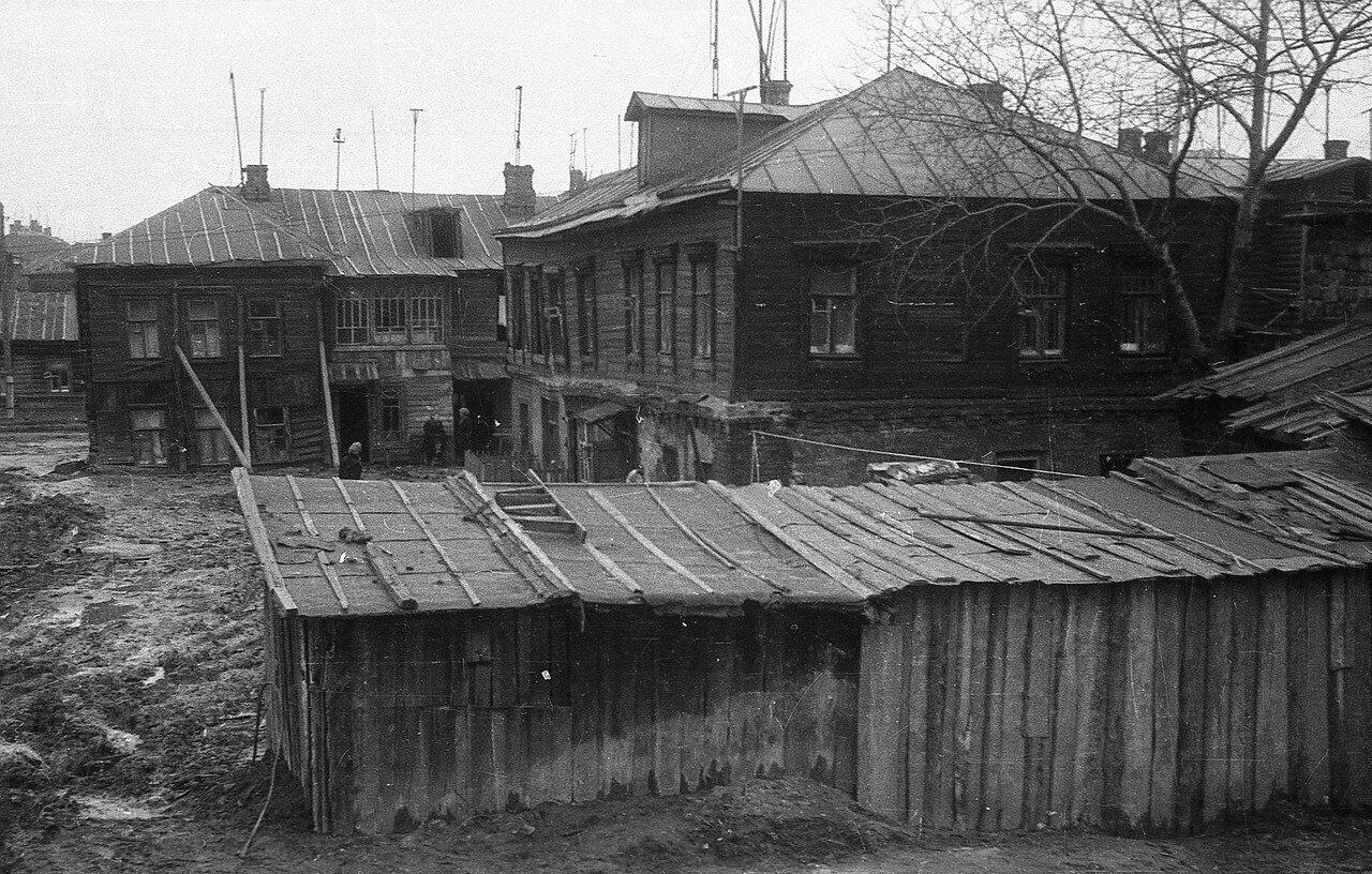 1959. 1-я Ямская д.15. (автор Евгений Петраков)
