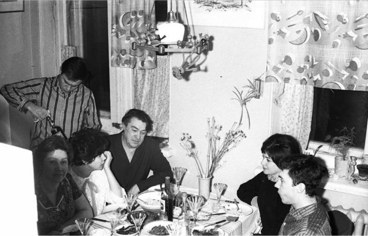 1961. ����� ������� � ������ �� �����