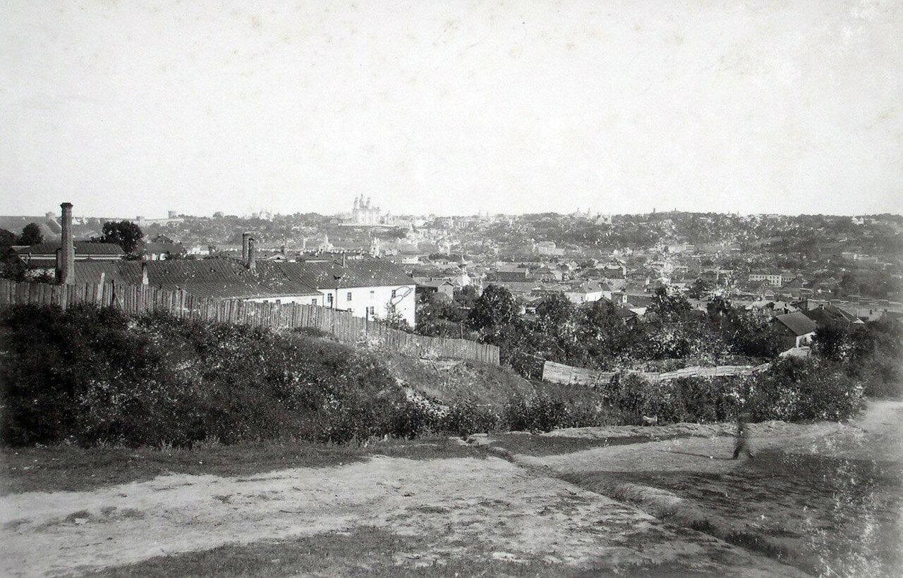 Моховая улица. 1901