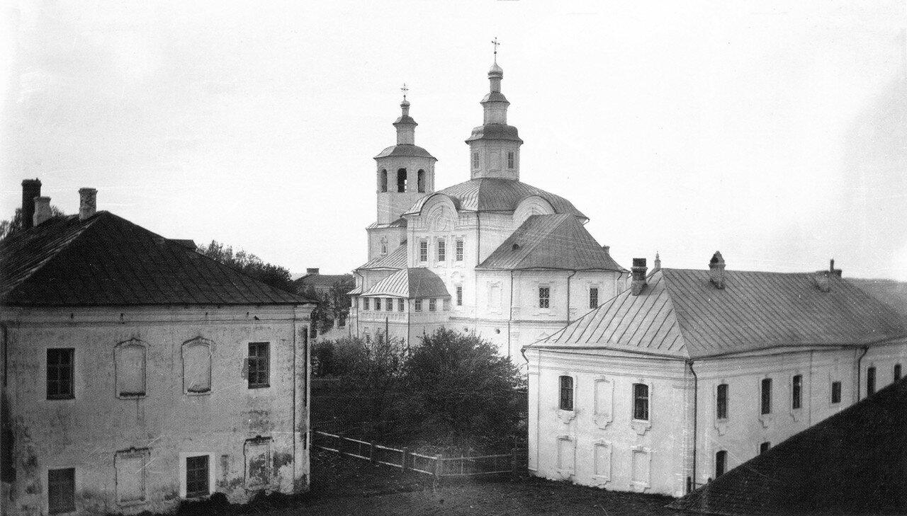 Авраамиев монастырь. 1913