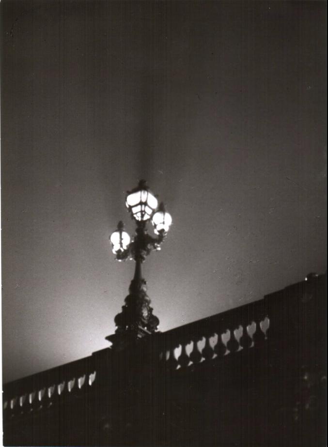 1932. Мост Александра III