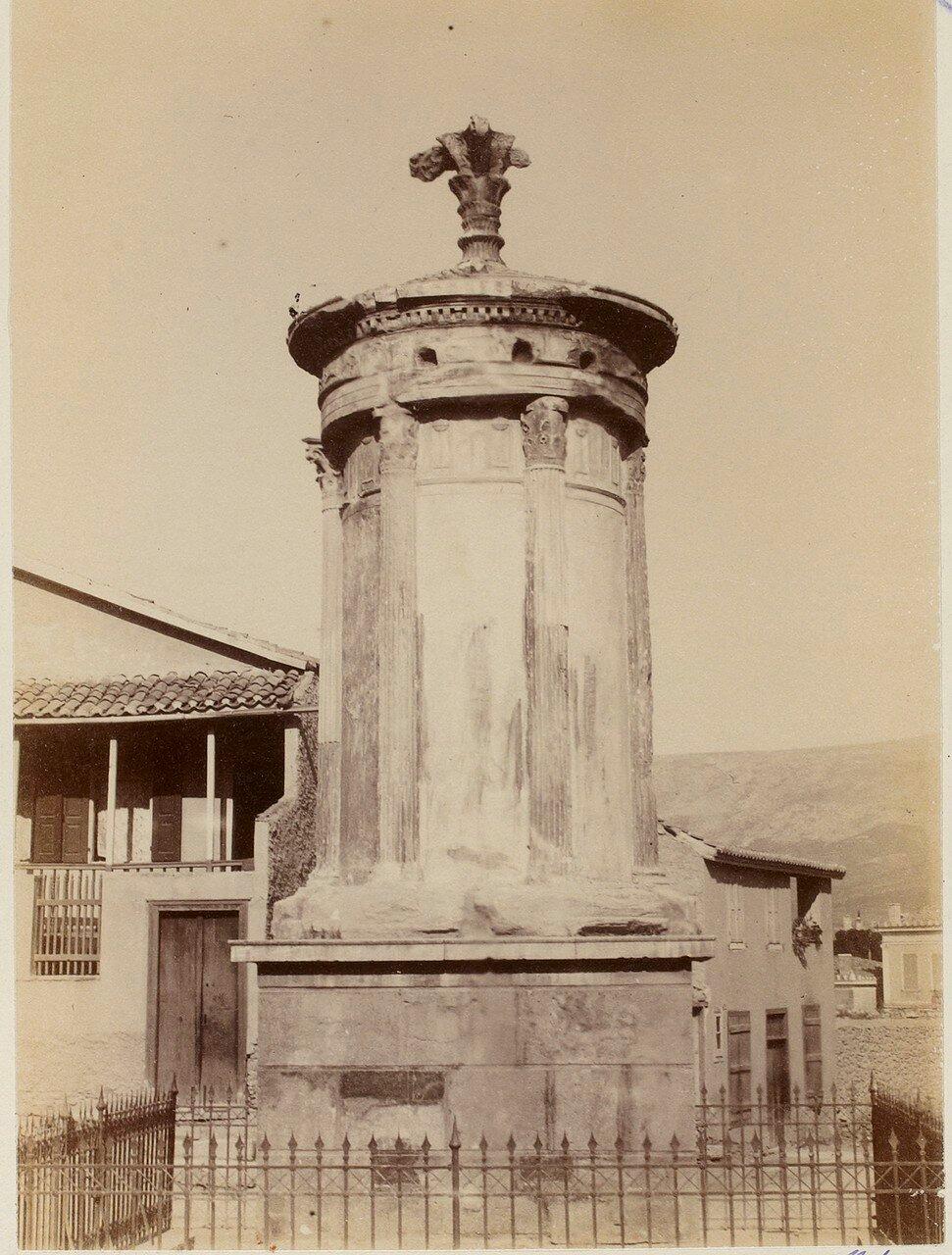 47. Афины. Хорегический монумент Лисикрата