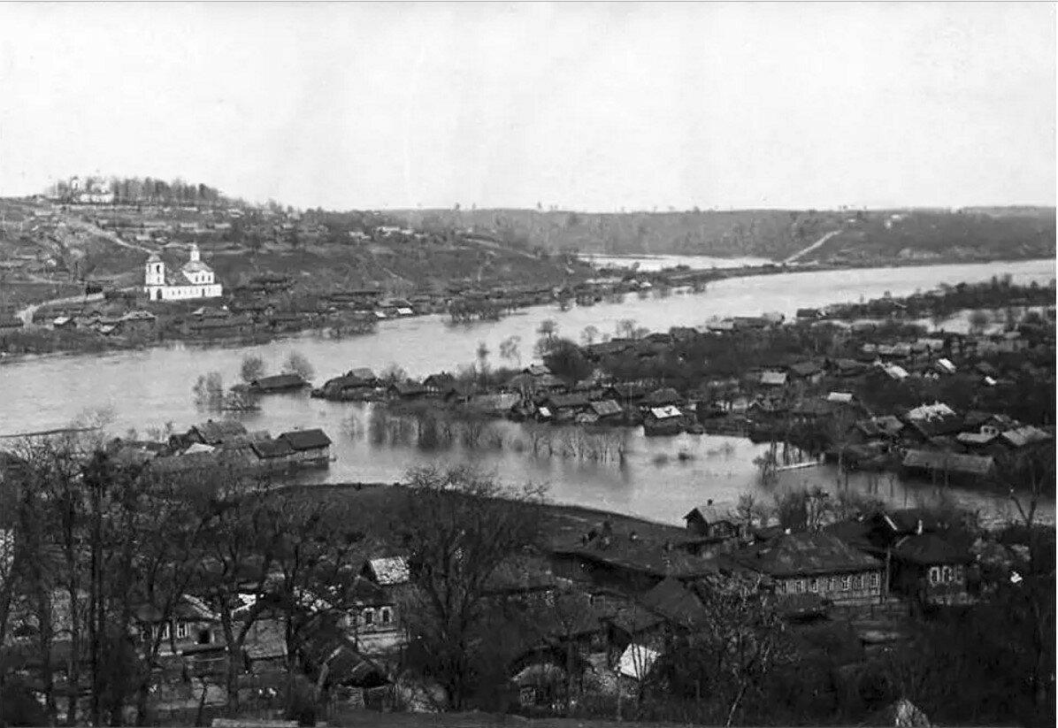 Наводнение 1908 года