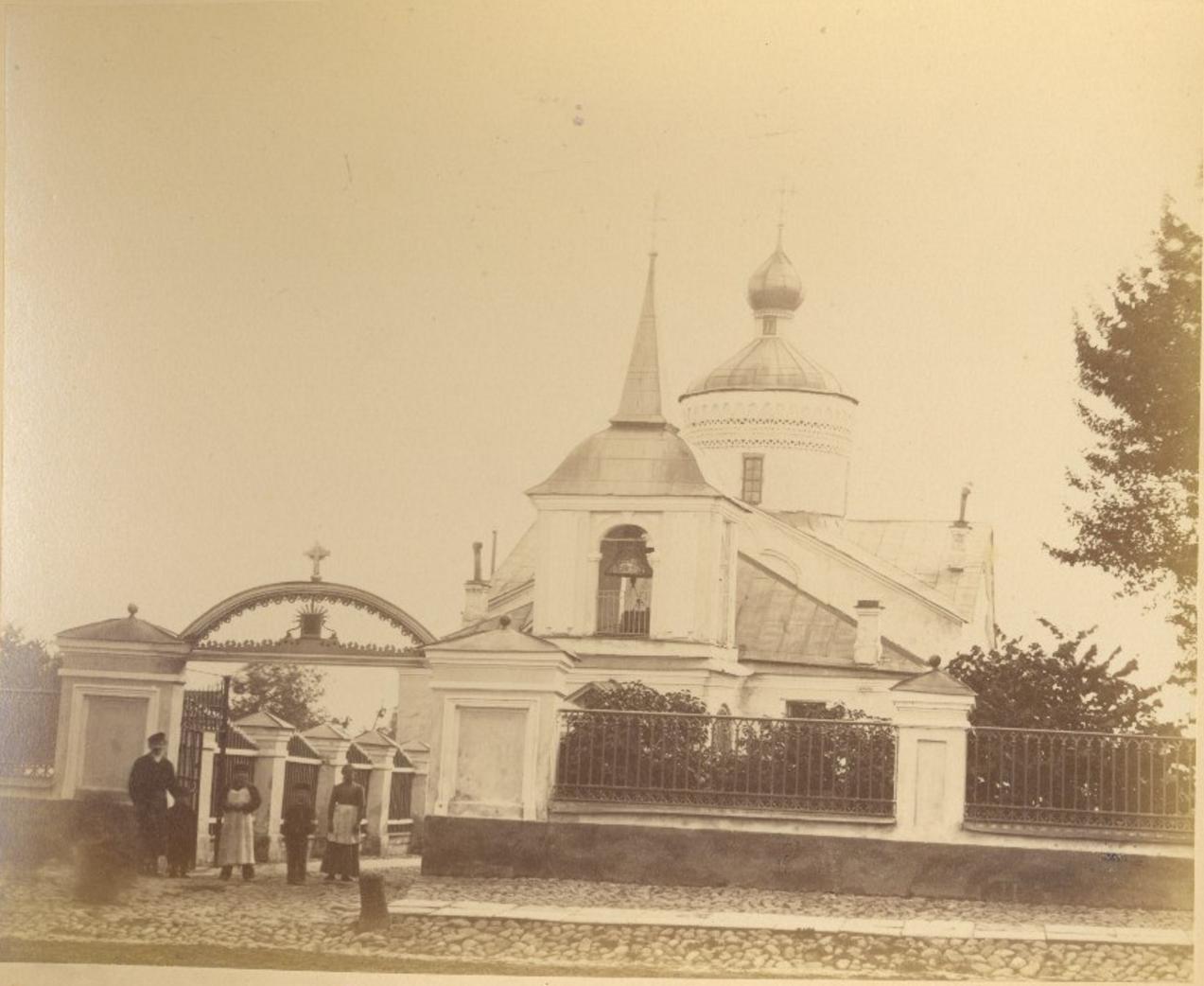 Церковь Климента, папы Римского на Иворове улице