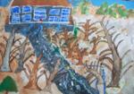 Явтуховский Илья (рук. Мезенцева Александра Ивановна) - Осенний сад