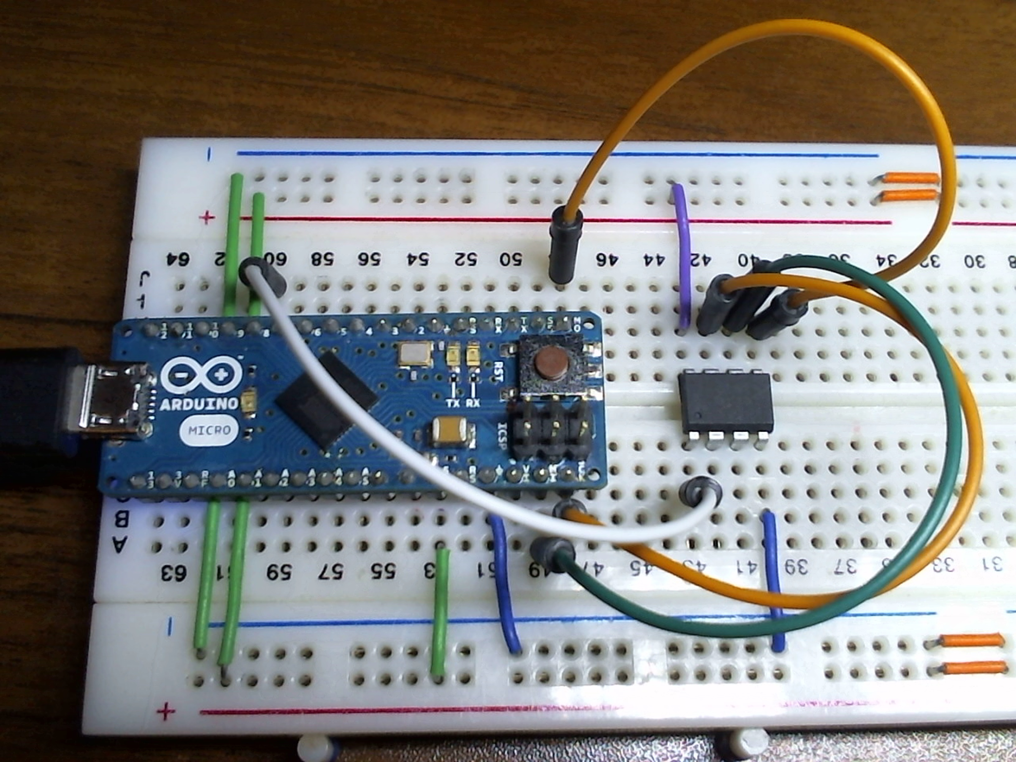 Делаем программатор AVRISP MKII за 5 минут Аппаратная платформа Arduino