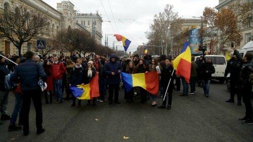Избрание нового президента вМолдавии спровоцировало беспорядки