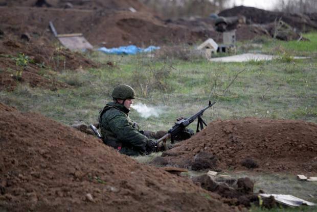 Украинские воины отразили атаку ДРГ возле Трехизбенки: Боевики бежали, оставляя оружие