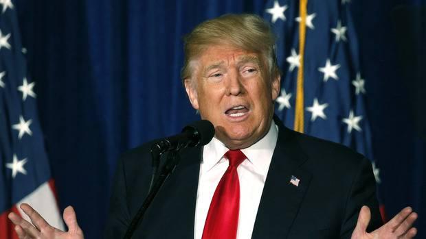 """Дональд Трамп назвал свою внешнюю политику """"непредсказуемой"""""""