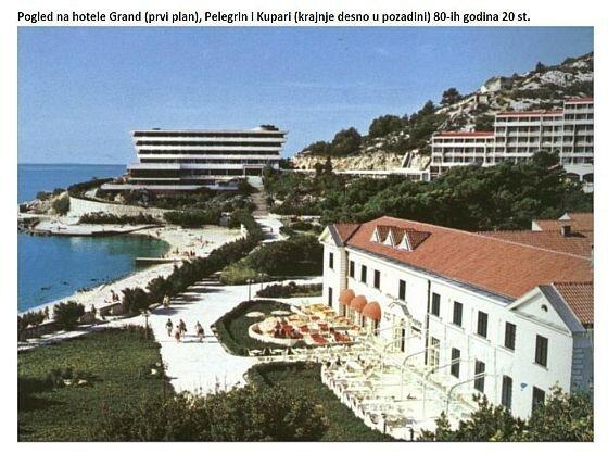 Купари, старый фото при Югославии