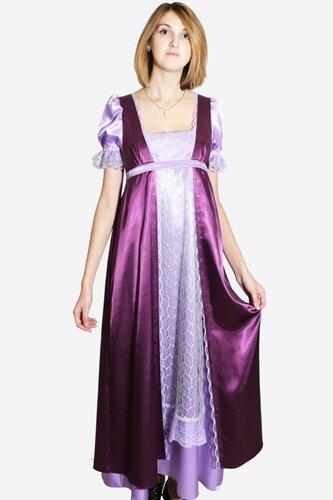 Женский карнавальный костюм Платье в стиле ампир