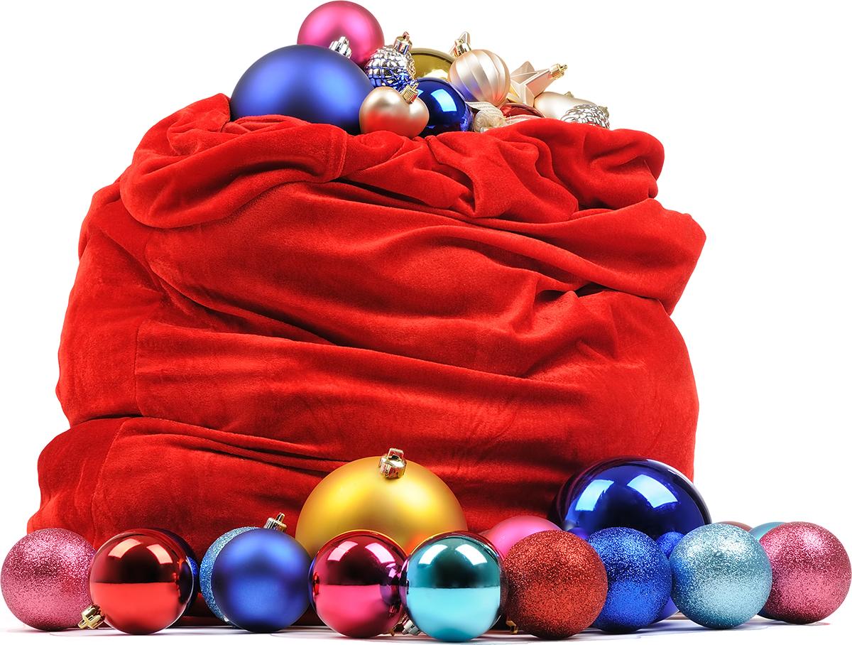 мешки с подарками картинки для