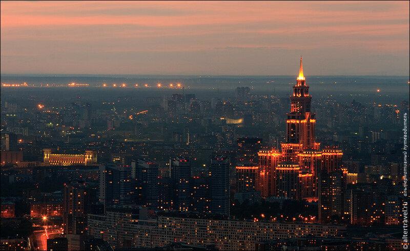 Триуф-Палас на Ленинградском проспекте