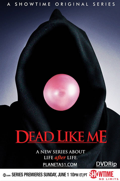 Мертвые, какя (1-2 Сезон) (сериал 2003 – 2004) / Dead Like Me (Мёртвые, как я) / DVDRip