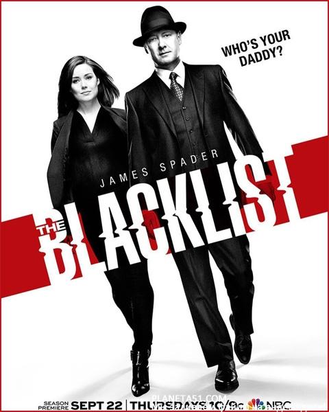 Черный список (4 сезон: 1-10 серии из 23) / The Blacklist / 2016 / ПМ (Lostfilm) / WEB-DL (1080p)