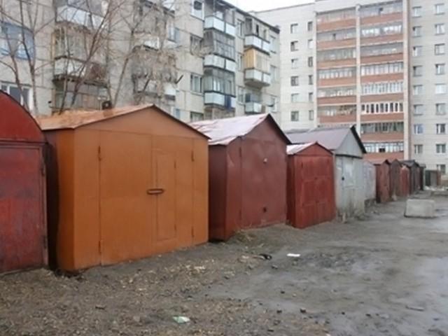 ВНововятске снесут самовольно построенные гаражи, сараи иовощные ямы