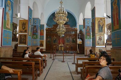 Церковь Карты в Мадабе