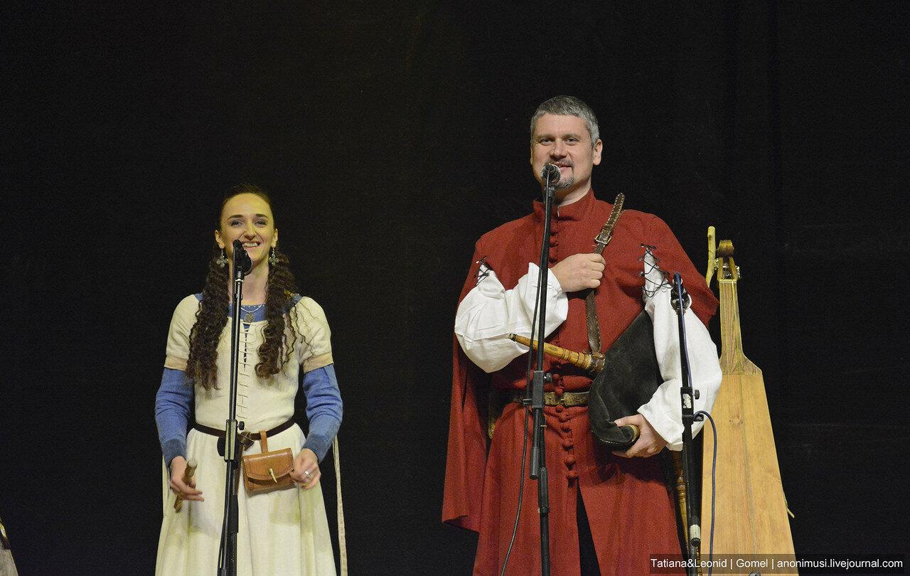 Стары Ольса с Medieval Classic Rock в Гомеле