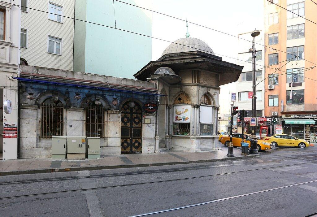 Istanbul. Фонтан Мурадие Себил (Muradiye Sebil ve Çeşmesi)